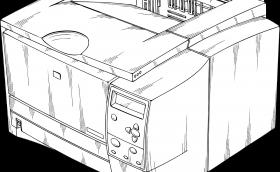 Personal birou Xerox